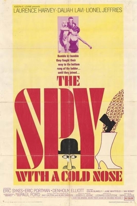 The Spy with a Cold Nose( 1966 )