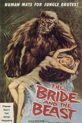 The Bride and the Beast( 1958 )