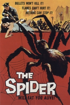 Earth vs the Spider( 1958 )