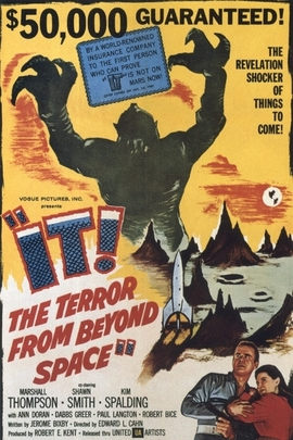 It! The Terror from Beyond Space( 1958 )