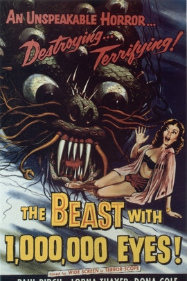 The Beast with a Million Eyes( 1956 )
