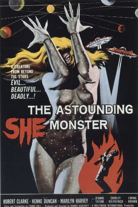 The Astounding She-Monster( 1957 )