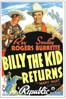 Billy the Kid Returns( 1938 )