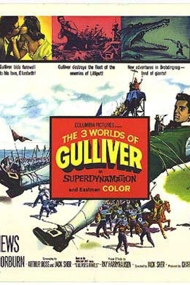The 3 Worlds of Gulliver( 1960 )