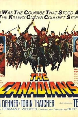 The Canadians( 1961 )