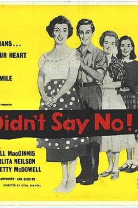 She Didn't Say No!( 1958 )