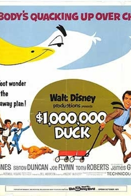 The Million Dollar Duck( 1971 )