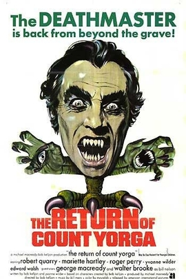The Return of Count Yorga( 1971 )