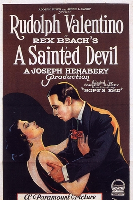 A Sainted Devil( 1924 )