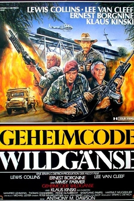 Code Name: Wild Geese( 1984 )