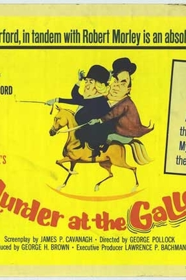Murder at the Gallop( 1963 )
