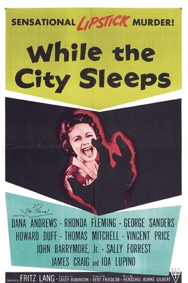 While the City Sleeps( 1956 )