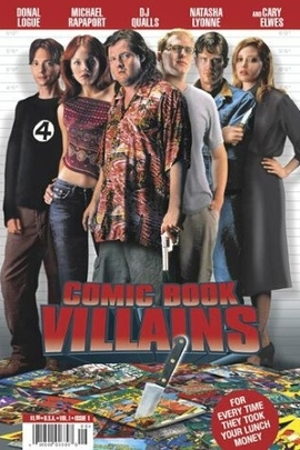 Comic Book Villains( 2002 )