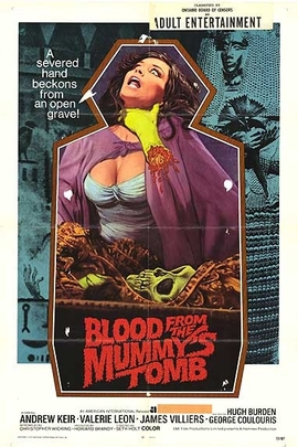 Blood from the Mummy's Tomb( 1971 )
