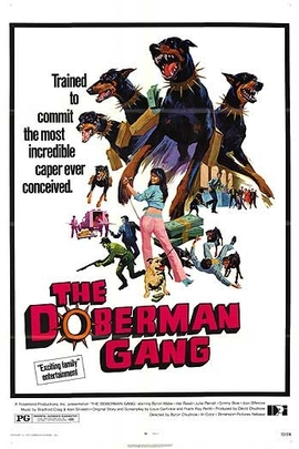 The Doberman Gang( 1972 )