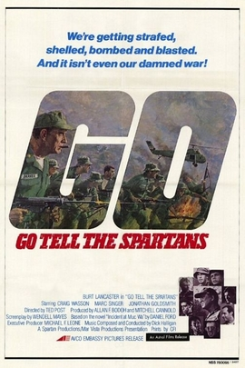 Go Tell the Spartans( 1978 )