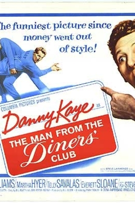 The Man from the Diner's Club( 1963 )