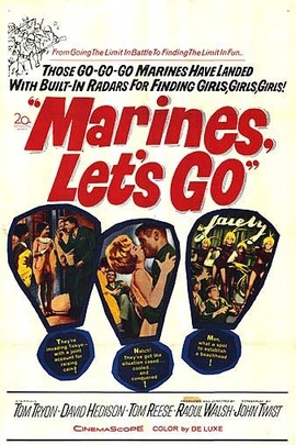 Marines, Let's Go( 1961 )