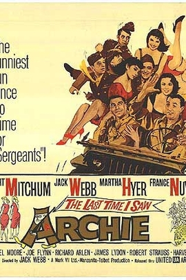 The Last Time I Saw Archie( 1961 )