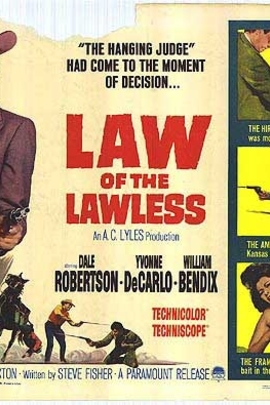 Law of the Lawless( 1964 )