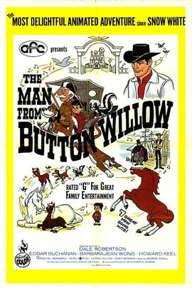 The Man from Button Willow( 1965 )