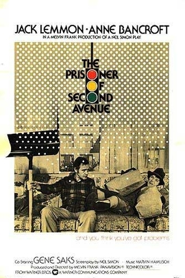 The Prisoner of Second Avenue( 1975 )