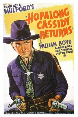 Hopalong Cassidy Returns( 1936 )