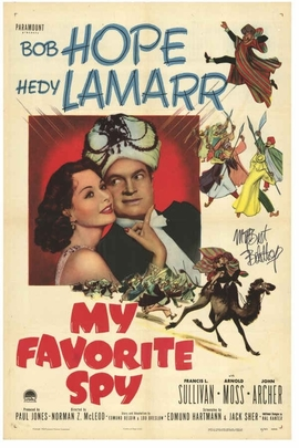 My Favorite Spy( 1951 )