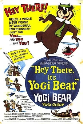 Hey There, It's Yogi Bear( 1964 )