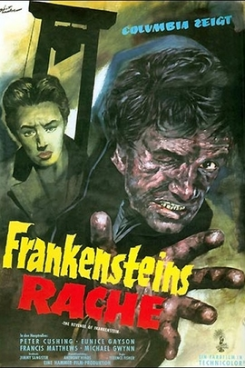 The Revenge of Frankenstein( 1958 )