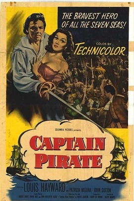 Captain Pirate( 1952 )