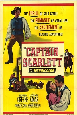 Captain Scarlett( 1953 )