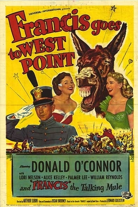 Francis Goes to West Point( 1952 )