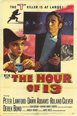 The Hour of 13( 1952 )