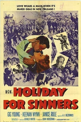 Holiday for Sinners( 1952 )