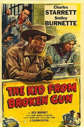 The Kid From Broken Gun( 1952 )