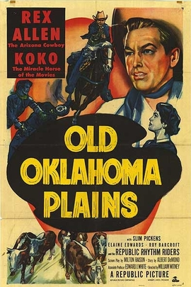 Old Oklahoma Plains( 1952 )