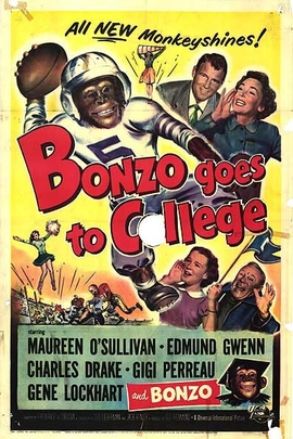 Bonzo Goes to College( 1952 )