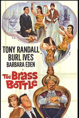 The Brass Bottle( 1964 )