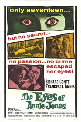 The Eyes of Annie Jones( 1964 )