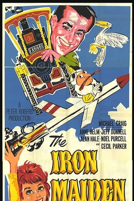 The Iron Maiden( 1962 )
