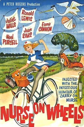 Nurse on Wheels( 1963 )