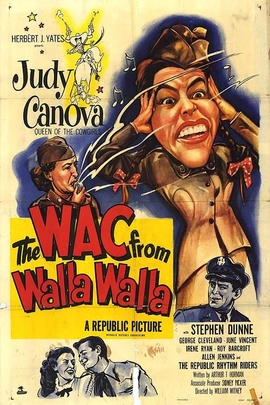 The WAC From Walla, Walla( 1952 )