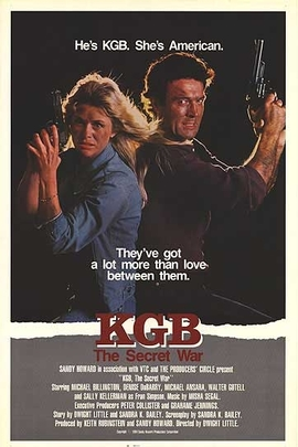 KGB: The Secret War( 1986 )