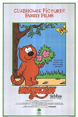 Heathcliff: The Movie( 1986 )