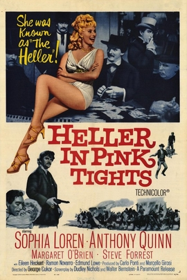 Heller in Pink Tights( 1960 )