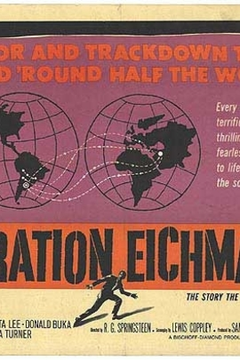 Operation Eichmann( 1961 )