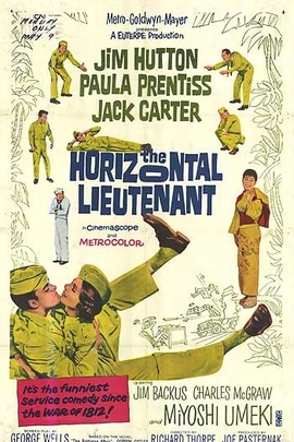The Horizontal Lieutenant( 1962 )
