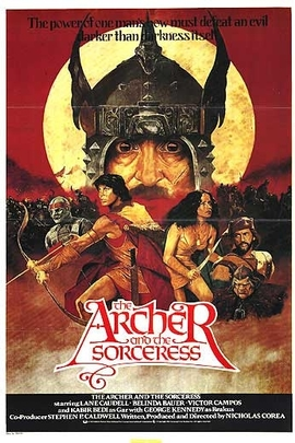 The Archer: Fugitive from the Empire( 1981 )