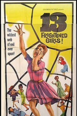 13 Frightened Girls( 1963 )